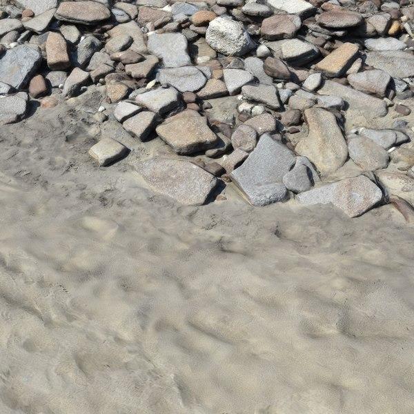 3ds beach scan