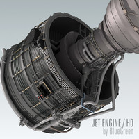 3d jet engine