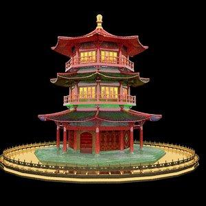 chinese tower max