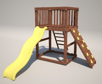 playground wood max