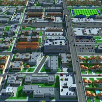 City Interchange Collection (Tilable)