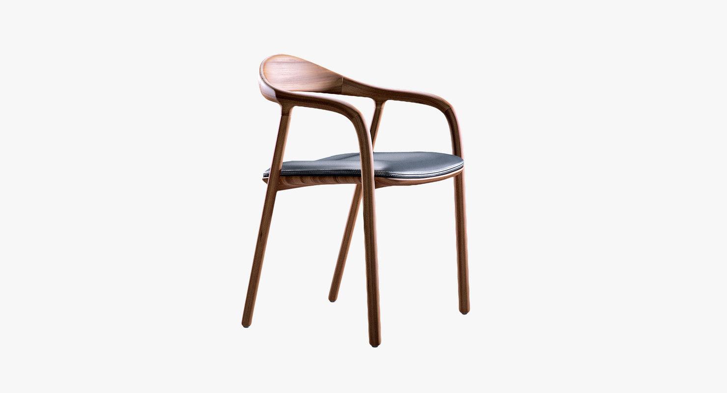 neva chair 3d model