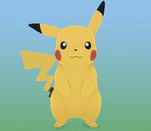 3d pokemon print model