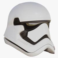 3d order stormtrooper helmet
