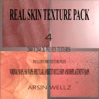 Real Skin Texture Basic Pack