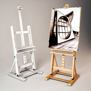 easel art painting max
