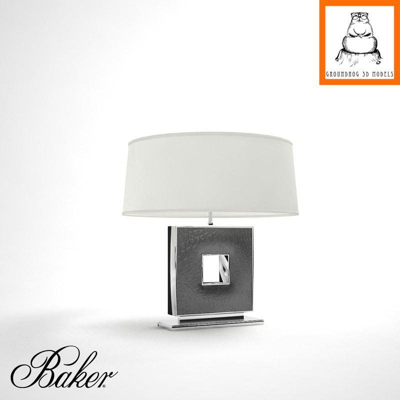 groundhog | boxer lamp 3d max
