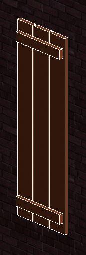 rfa board shutter