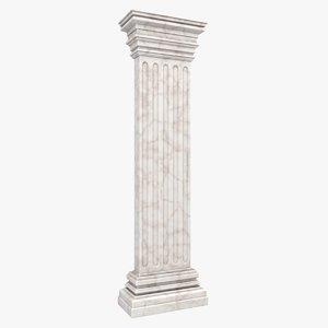 column 07 3d model