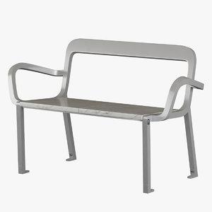 3d bench 21s tf urban