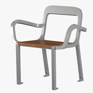 max urban chair 21s tf