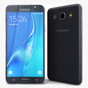 3d model samsung galaxy j7 2016