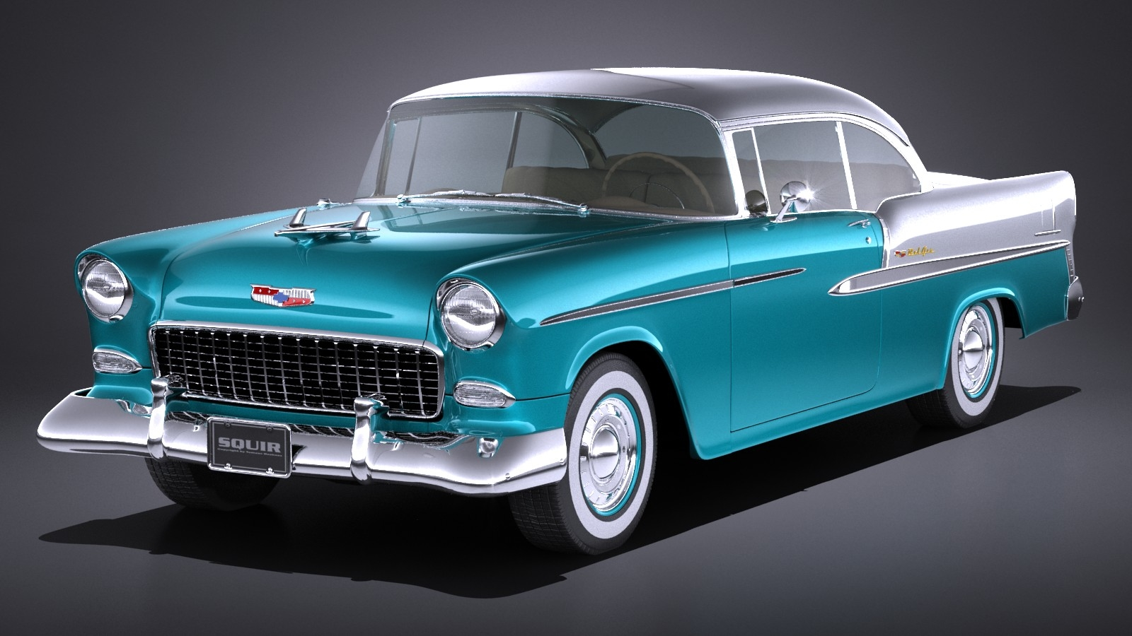 Chevrolet Bel Air >> Chevrolet Bel Air 1955 Coupe