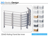 3d 3dmd railings