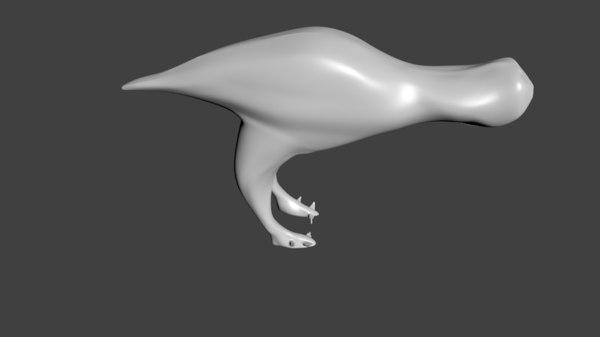 whale orca killer 3d 3ds