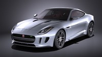 Jaguar F-Type R Coupe 2017