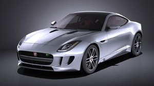 f-type r coupe 3d lwo