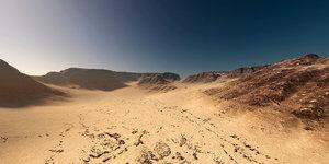 terrain canyon 3d max
