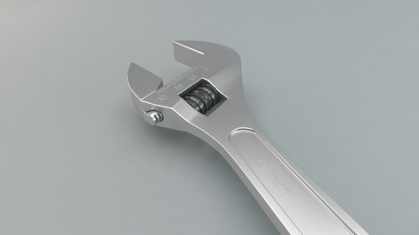 3d wrench