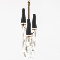 avrett pirani chandelier c 3d max