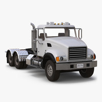 truck generic 2 simple obj