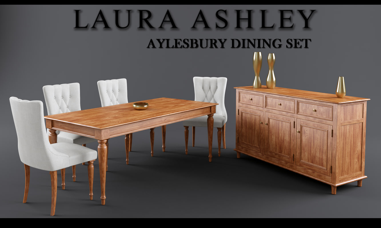 ashley aylesbury dining table max