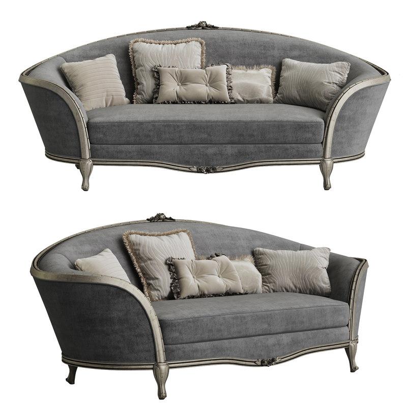 3d sofa savio firmino 3214