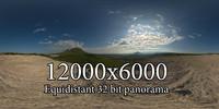 HDRI Verblyudogorka landscape