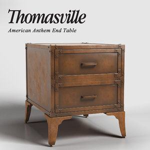 max thomasville end table