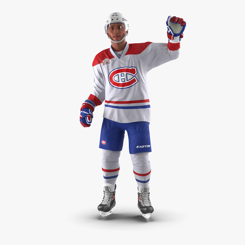 hockey player montreal canadiens max