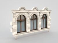 architectural element 4 c4d
