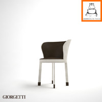3d model groundhog | giorgetti ode