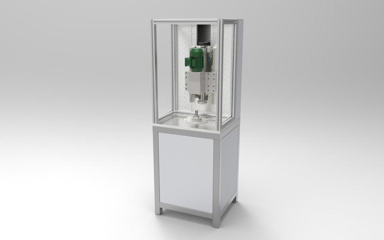 countersink machine 3d max