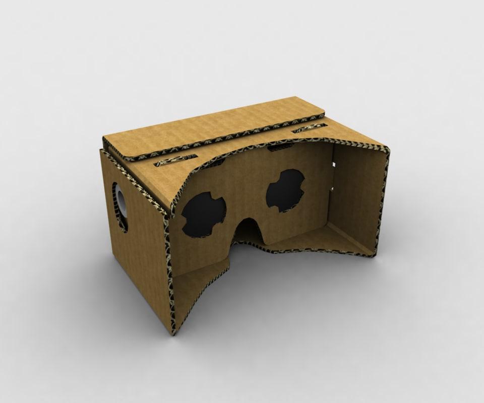 google cardboard vr 3d 3ds