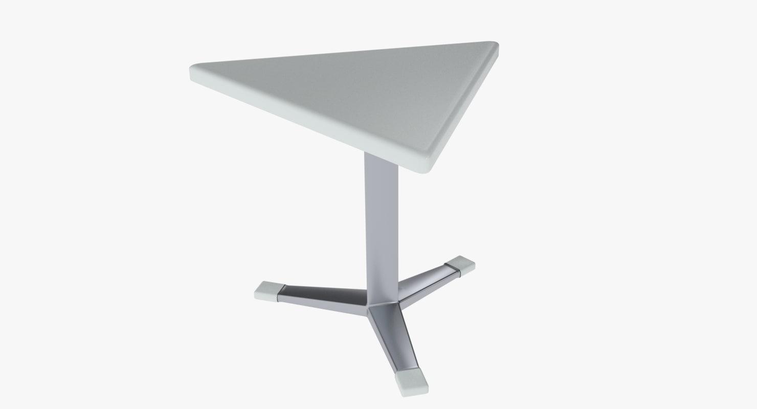 3d model of modern table