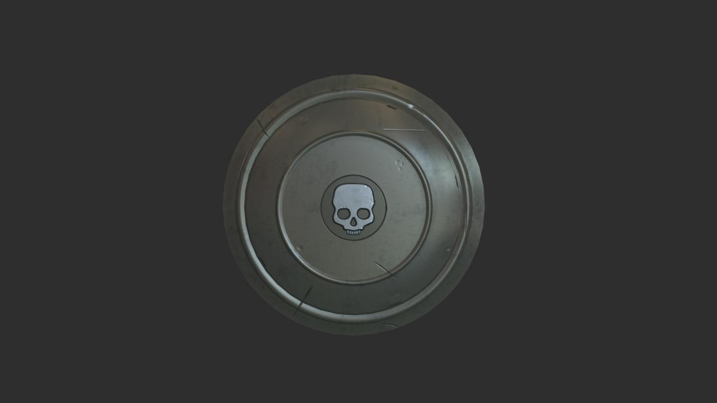 max skeleton shield
