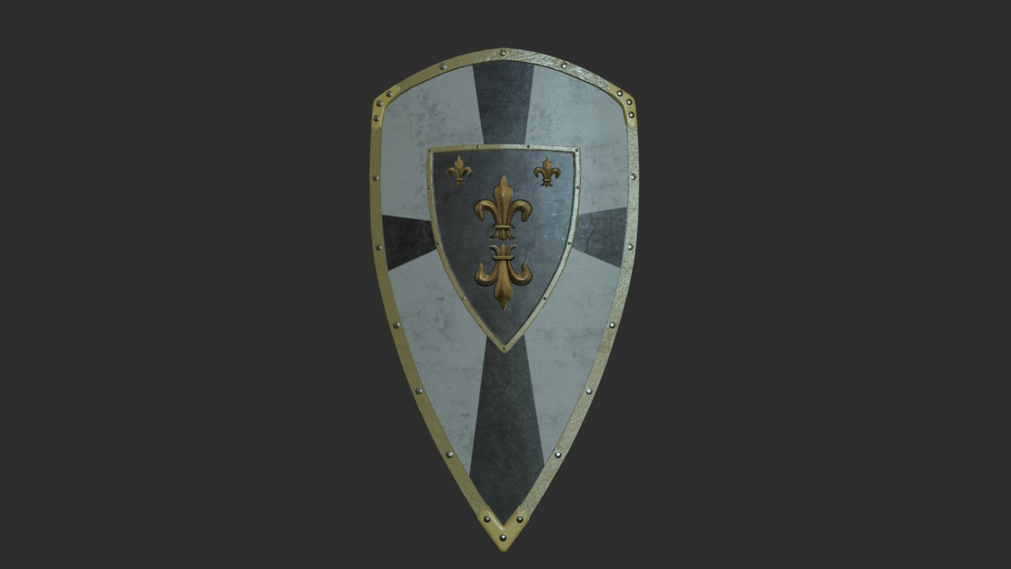 max charlemagne shield