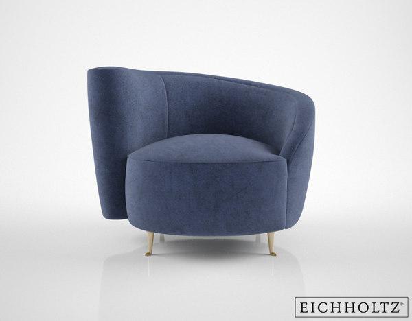 eichholtz khan chair max