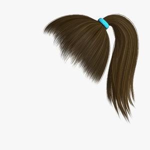 3ds carol hair
