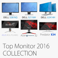Top Gaming Monitor COLLECTIOn