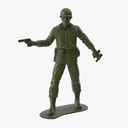 Toy Soldier 3D models
