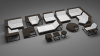 Ded0n Outdoor Furniture Set