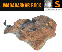 madagascar red rock 16k 3d max