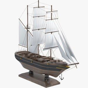 1901 sail boat max