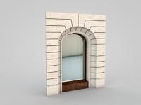 architectural element 46 c4d