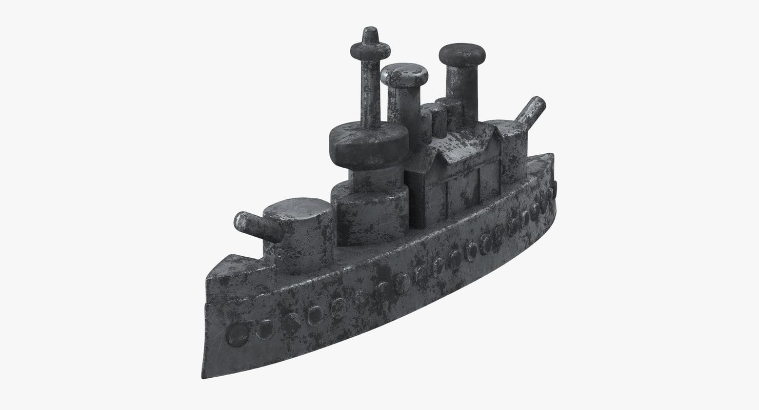 monopoly ship - max