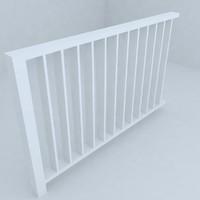 railing 12