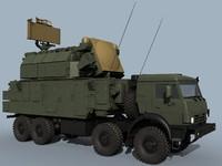 SA-15 Tor-M2KM Kamaz
