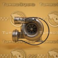 model engine 3d