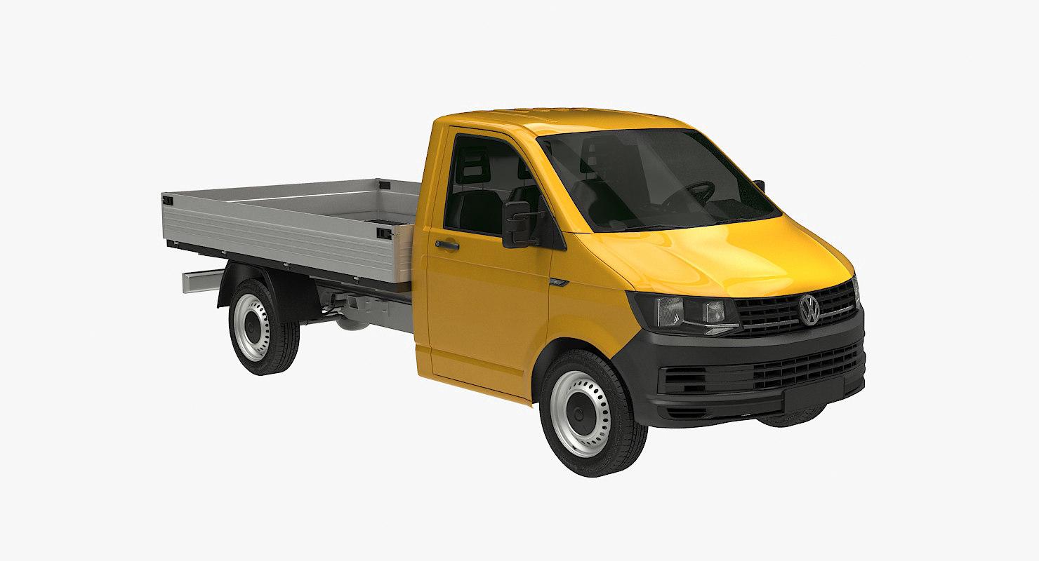 3d model transporter 2016 pickup